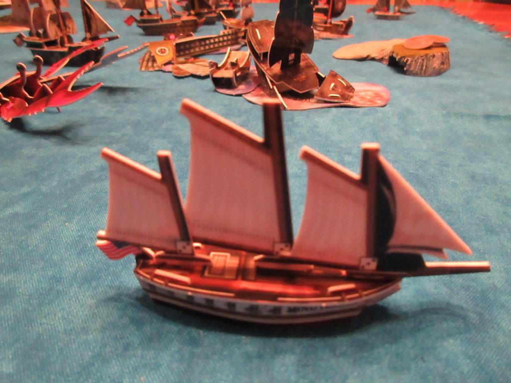 Minuteman schooner
