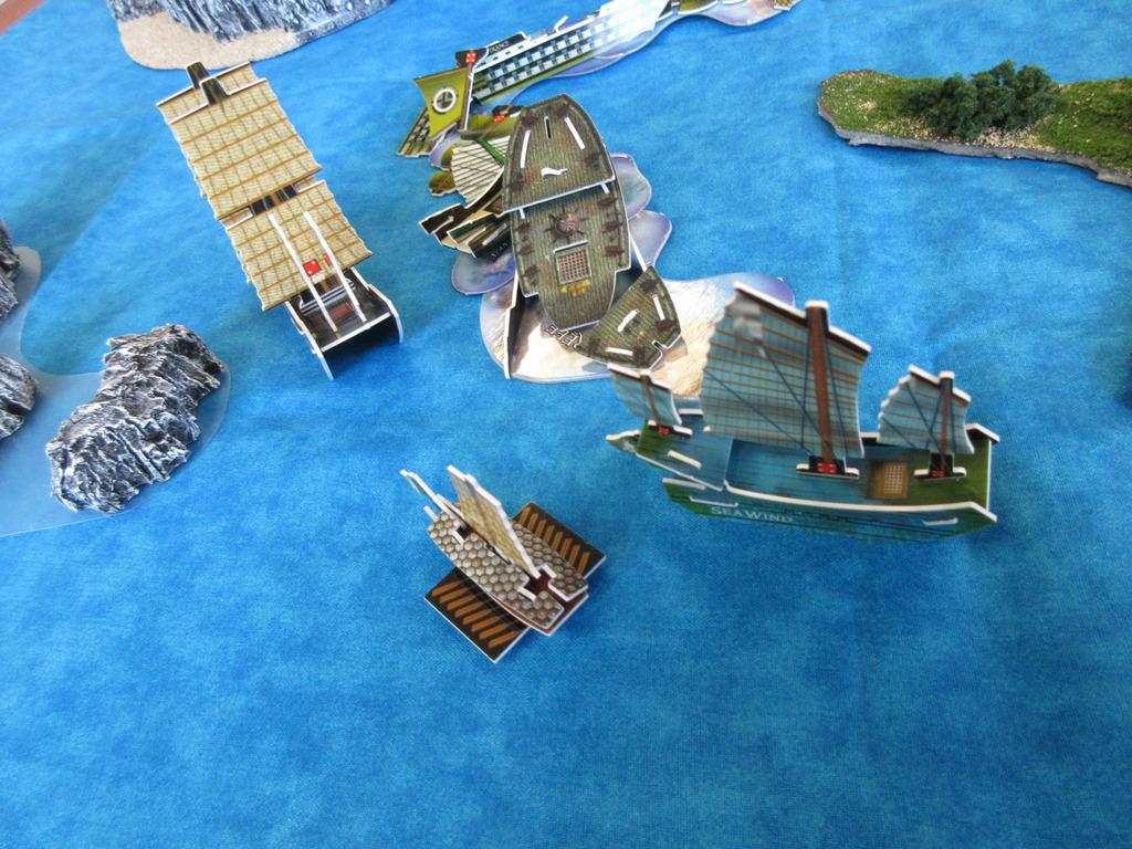 Jade Rebellion fleet