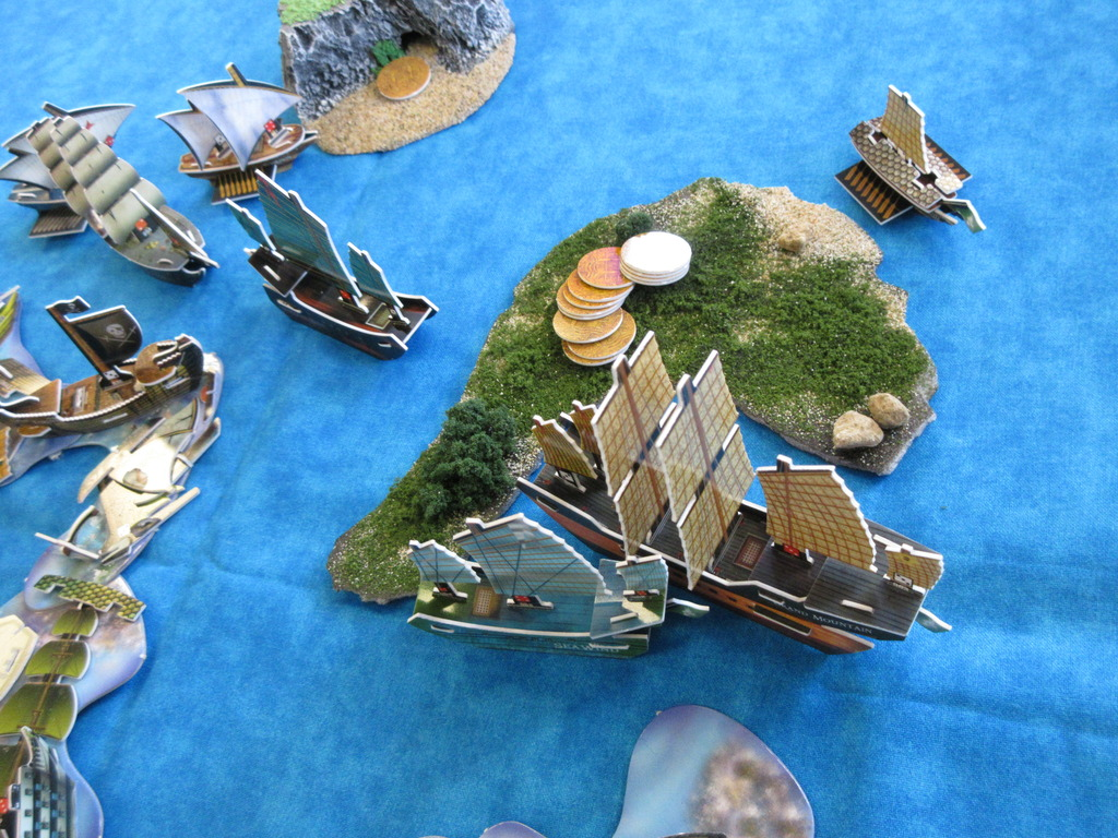 South China Seas 10th Anniversary Game!  February 6th, 2016
