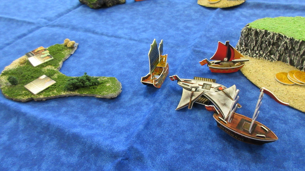 Cadet-Captain Mike's Random Pirates Setup Tables - April 10th, 2016