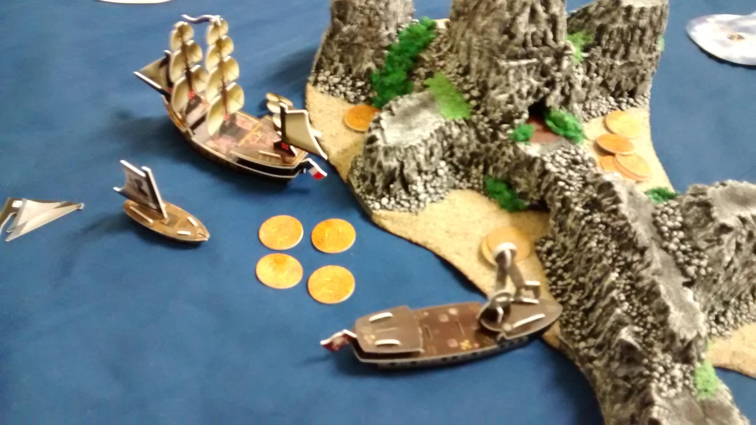 Tenfold home island raid!