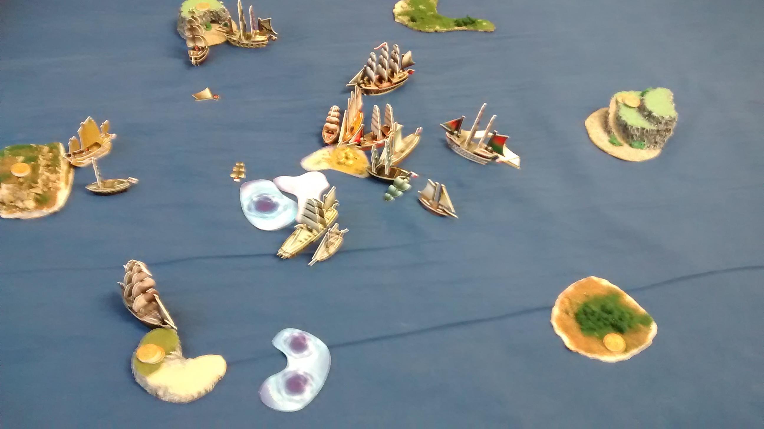 Smallest Cumulative Game Ever - December 12th, 2015