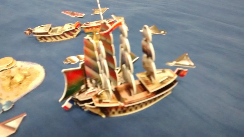 Argonauta vs. Tepant