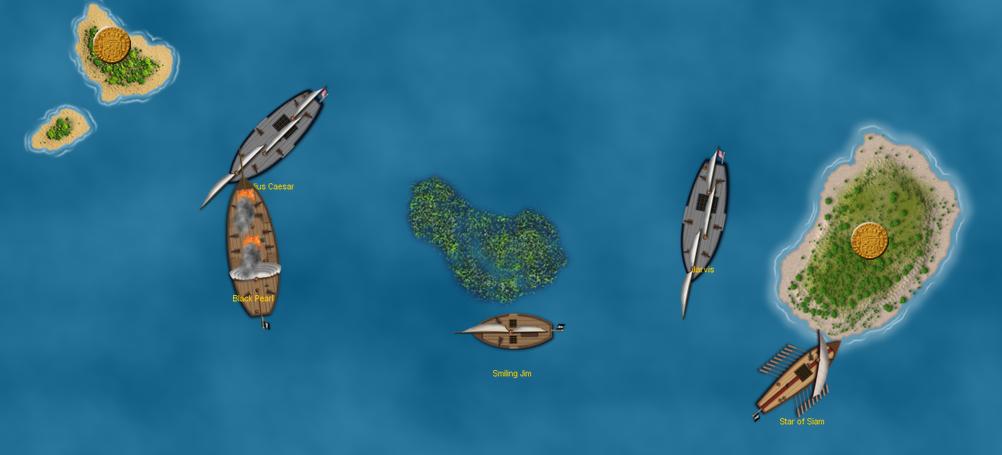 VASSAL Pirates CSG