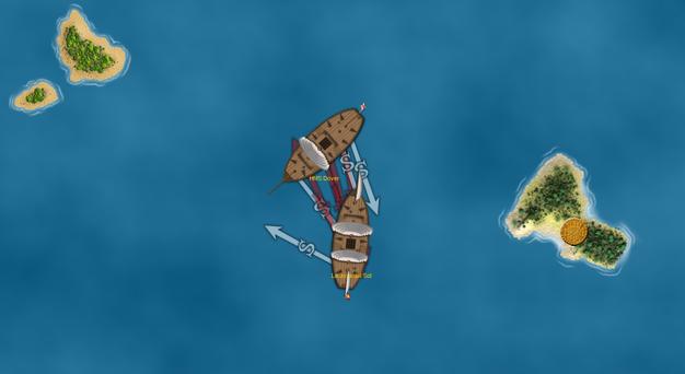 Joya cripples HMS Dover