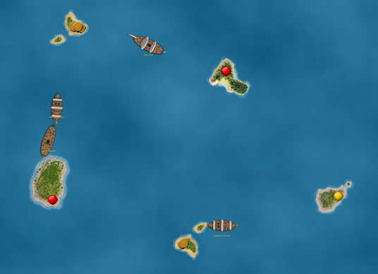 New Pirate in Italy - VASSAL game on December 27th, 2017