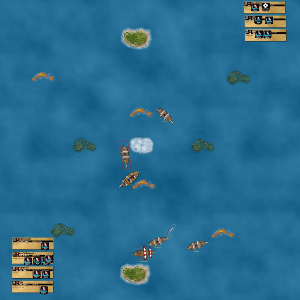 Spooky Deathmatch Fleet Challenge Games - Late 2016