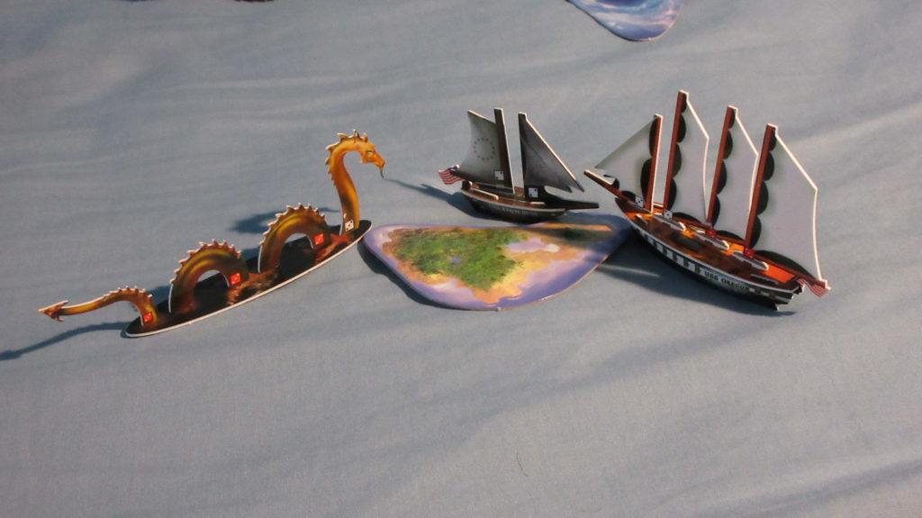 Ocean's Edge American fleet
