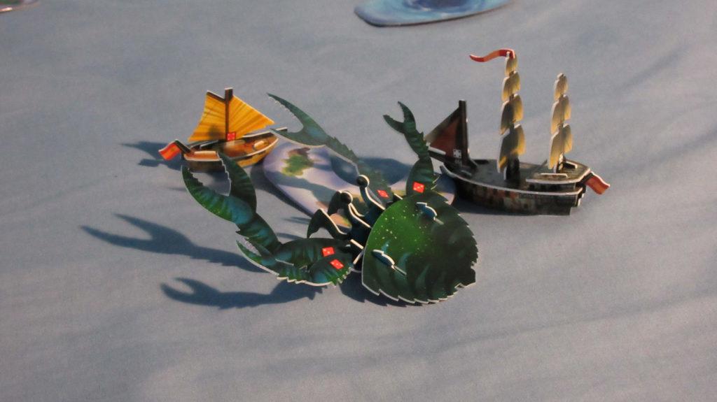 Ocean's Edge Spanish fleet