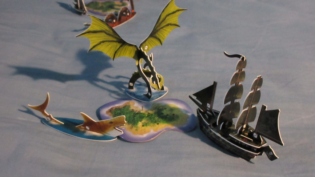 Ocean's Edge Pirate fleet