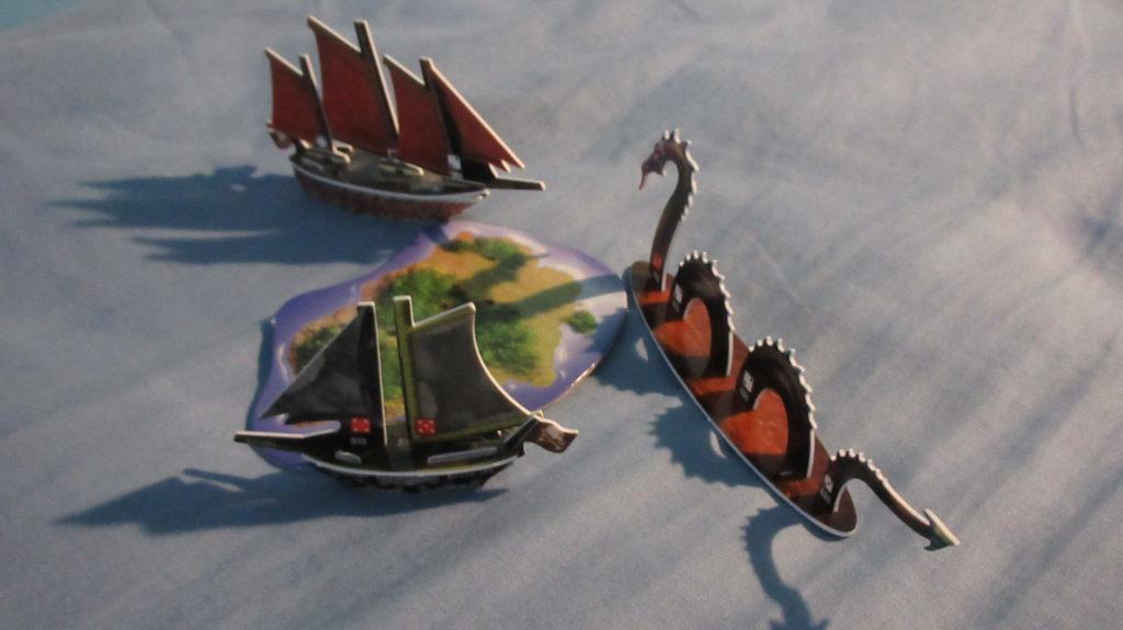 Ocean's Edge Cursed fleet