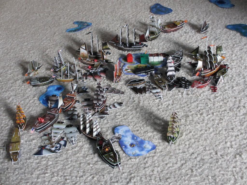 2013 Century of the Empires Pirates CSG game