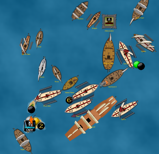 Corsair futility