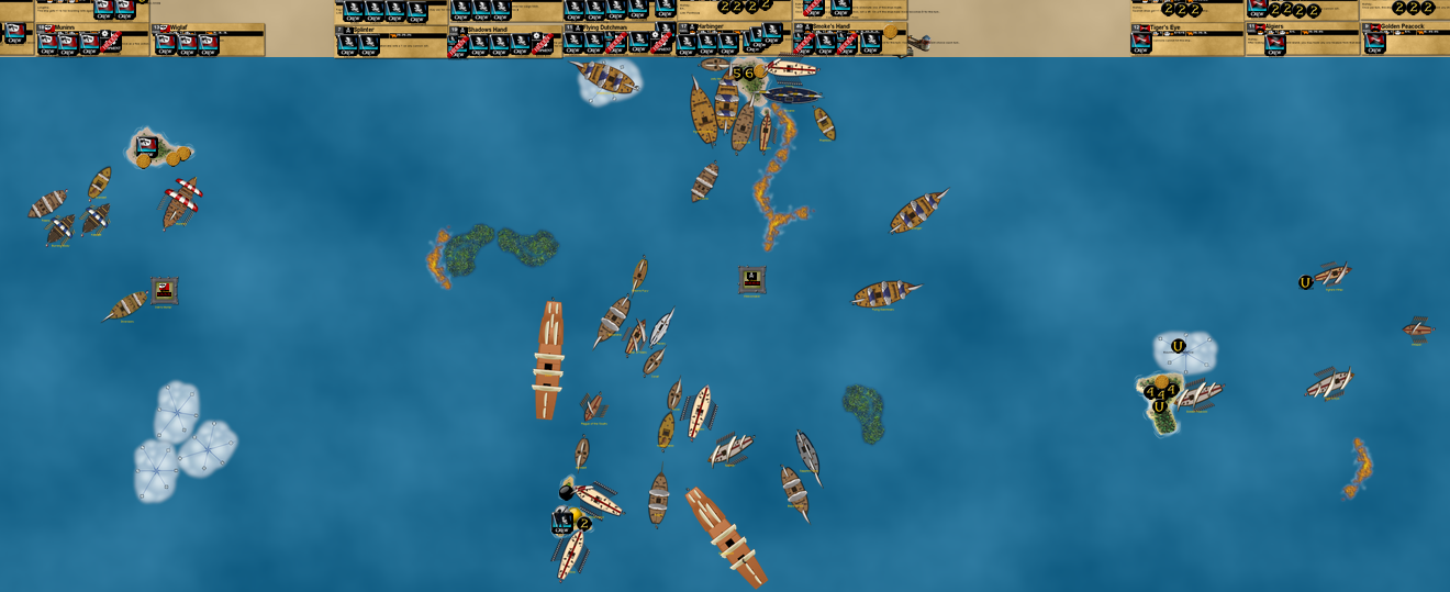 Pirate home island situation CG4 June 10th 2020