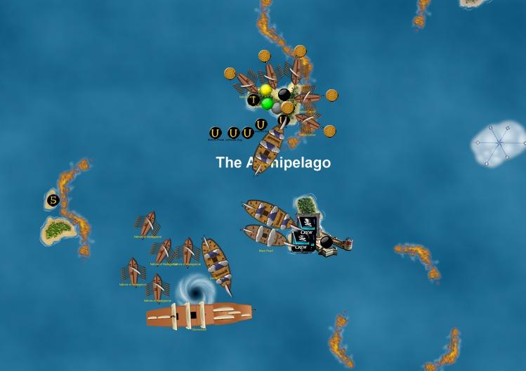 Pirates trigger Pandora's Box in the Archipelago
