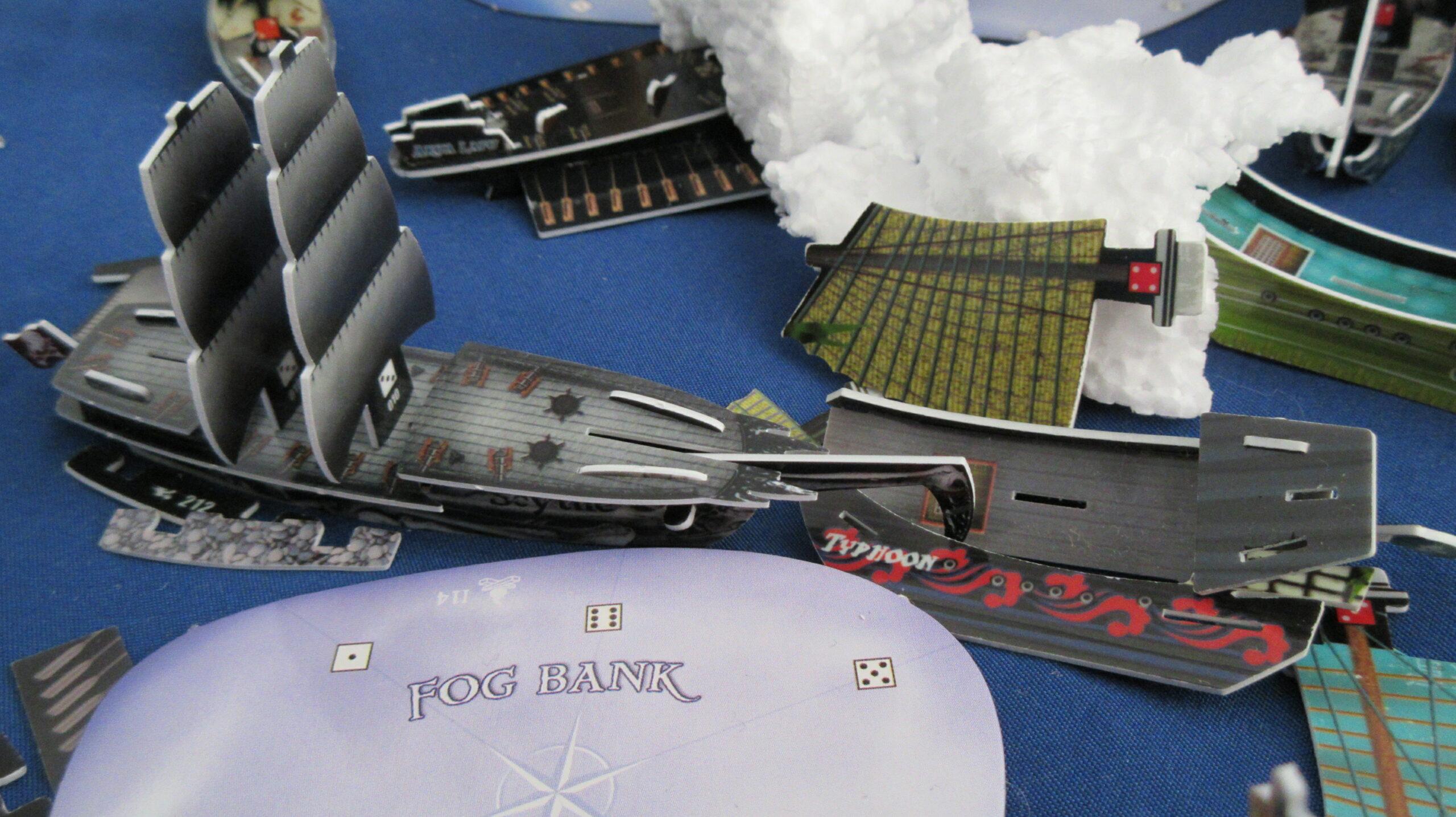 Pirates CSG Scythe crushes and splinters Typhoon
