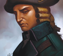 Capitaine Arazure (Rise of the Fiends)