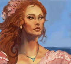 Countess Diana Doone (Barbary Coast)