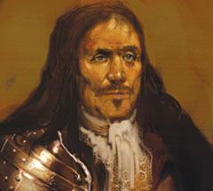 Admiral Robert Blake (Barbary Coast)