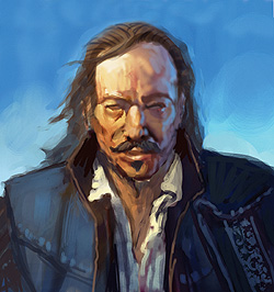 Sir Christopher Myngs - Pirates of the Spanish Main