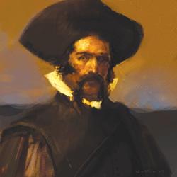 Capitán Alarico Castro